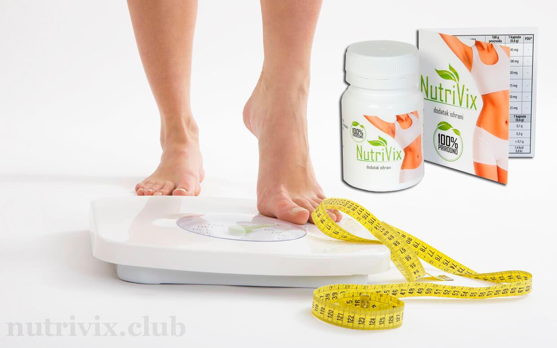 efikasan gubitak težine