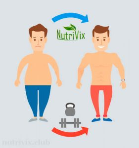 nutrivix effects